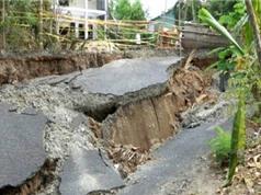 Đồng bằng sông Cửu Longđối mặt với sụt lún đất nghiêm trọng
