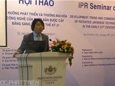 Hệ thống Sở hữu trí tuệ Việt Nam có thể đuổi kịp Nhật Bản nếu biết tận dụng lợi thế