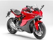 Ducati SuperSport về Việt Nam, giá từ 514 triệu đồng