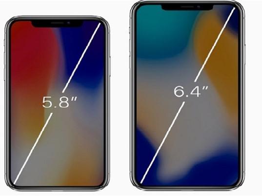 Lộ tin iPhone X Plus sẽ được ra mắt trong năm 2018