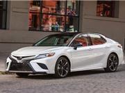 Top 10 xe sedan thể thao tốt nhất năm 2017