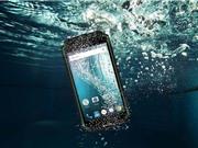 Chi tiết smartphone chống nước, pin 10.000 mAh, giá gần 6 triệu