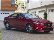 Cận cảnh Mazda6 2018 vừa ra mắt với giá từ 498 triệu đồng