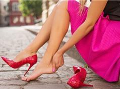 Clip: 6 mẹo hay giúp bạn gái đi giày cao gót không bị đau chân