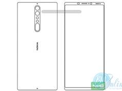 Smartphone Nokia sắp ra mắt thách đấu iPhone X