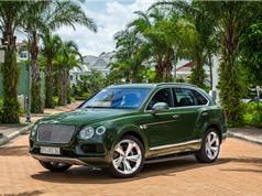 """""""Soi"""" Bentley Bentayga giá hơn 20 tỷ đồng tại Việt Nam"""