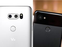 Clip: Google Pixel 2 XL đọ camera với LG V30