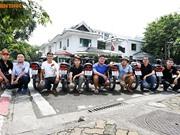 Cận cảnh dàn Honda Dream Thái biển tứ quý tại Hà Nội