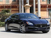 Maserati Quattroporte - siêu xe đường phố giá 6 tỷ tại Việt Nam