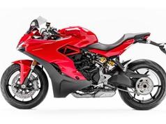 Cận cảnh Ducati SuperSport giá hơn 500 triệu tại Việt Nam