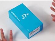 Clip: Mở hộp Samsung Galaxy J7 Plus sắp lên kệ tại Việt Nam