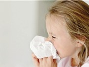 10 bệnh trẻ hay gặp lúc giao mùa và cách phòng tránh