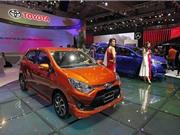 Toyota Wigo - đối thủ đáng gờm của xe Hàn tại Việt Nam