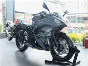 Ảnh chi tiết Kawasaki Ninja 650 2018 giá 288 triệu tại Việt Nam