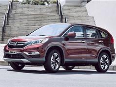 Doanh số Honda CR-V tại Việt Nam gấp đôi Mazda CX-5