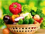 5 bước thiết lập thói quen ăn uống lành mạnh để ngăn ngừa ung thư