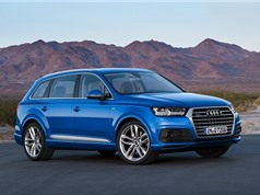 Loạt xe Audi giảm giá cả trăm triệu
