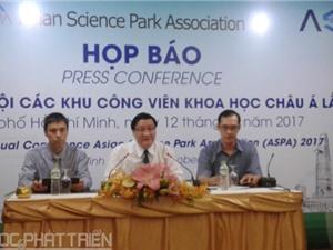 Sắp diễn ra Hội nghị Hiệp hội các Khu công viên khoa học châu Á lần thứ 21