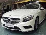Cận cảnh Mercedes-Benz S400 Coupe hơn 6 tỷ tại Việt Nam