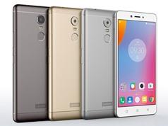 """Bộ đôi smartphone pin """"khủng"""" của Lenovo giảm giá sốc ở Việt Nam"""