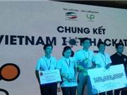 4 dự án khởi nghiệp đoạt giải cao tại cuộc thi sáng tạo của Viettel