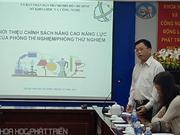 TPHCM: Hỗ trợ kinh phí cho các phòng thí nghiệm, thử nghiệm