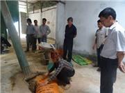 Sơn La: Thử nghiệm sản xuất thức ăn chăn nuôi tại huyện Quỳnh Nhai