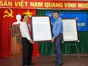 Phú Yên công bố 2 doanh nghiệp KH&CN đầu tiên