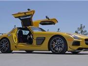 Top 10 xe V8 mạnh nhất thế giới