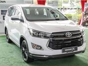 Cận cảnh Toyota Innova 2.0X 2017 giá hơn 700 triệu tại Malaysia