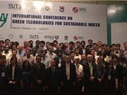 Công nghệ xanh cho môi trường nước có thể ứng dụng rộng rãi tại Việt Nam