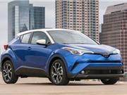 Top 10 ôtô bán chạy nhất tại Nhật Bản tháng 9/2017: Toyota áp đảo