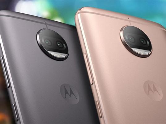Cận cảnh Moto G5S Plus sắp lên kệ tại Việt Nam với giá 6,99 triệu