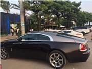 Choáng ngợp với dàn xe sang trong đám cưới tại Hà Nội