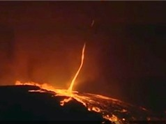 Hãi hùng hiện tượng lửa quỷ khiến cứu hỏa cũng phải bó tay