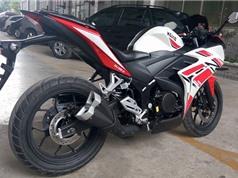 Cận cảnh môtô Trung Quốc nhái Yamaha R3 giá chỉ 50 triệu đồng
