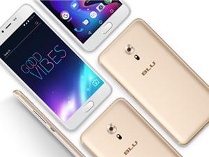 Smartphone Mỹ trang bị cảm biến vân tay, giá hơn 4 triệu