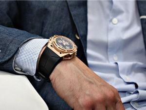 10 thương hiệu đồng hồ được nam giới ưa chuộng nhất năm 2017