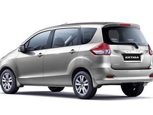 Suzuki Ertiga - ôtô 7 chỗ rẻ nhất Việt Nam
