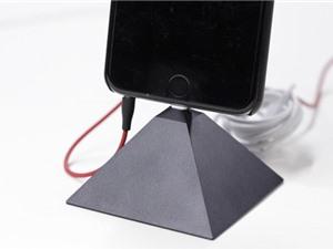Great Droid Pyramid Dock - phụ kiện hữu ích cho iPhone, iPad
