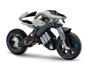 Yamaha giới thiệu xe robot có thể nhận diện chủ nhân