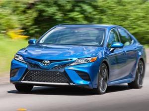 Top 10 ôtô bán chạy nhất thế giới 8 tháng đầu năm 2017