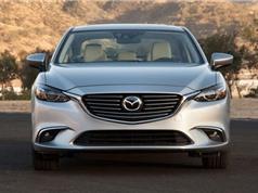 Mazda6 giảm giá mạnh, quyết đấu Toyota Camry