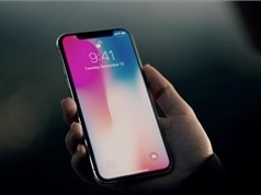 Không nút Home, mở khóa màn hình iPhone X như thế nào?