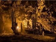 Ngắm nhìn vẻ đẹp huyền bí của hang động nổi tiếng nhất Đông Bắc