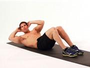 Clip: Những bài tập cơ bụng 6 múi tại nhà cho nam giới