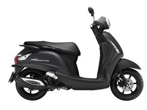 Yamaha đưa công nghệ cao cấp vào dòng xe ga tầm trung