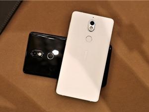 Cận cảnh Nokia 7 vừa trình làng với giá từ 8,48 triệu