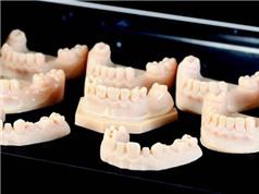Công nghệ in 3D giúp được gì cho nha khoa?