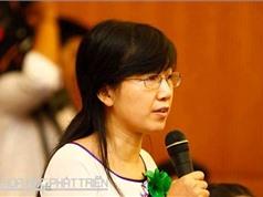 Tiến sỹ Phạm Thị Tuyết Nhung - Trung tâm Vệ tinh quốc gia: Không nên so sánh nhà khoa học nữ với nam